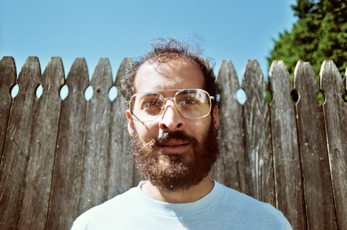 Slam poet Anis Mojgani is coming to the University of Oregon