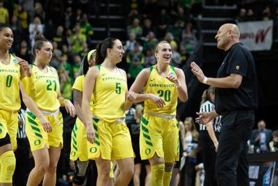 Oregon women's basketball expects home crowd atmosphere for Sweet 16