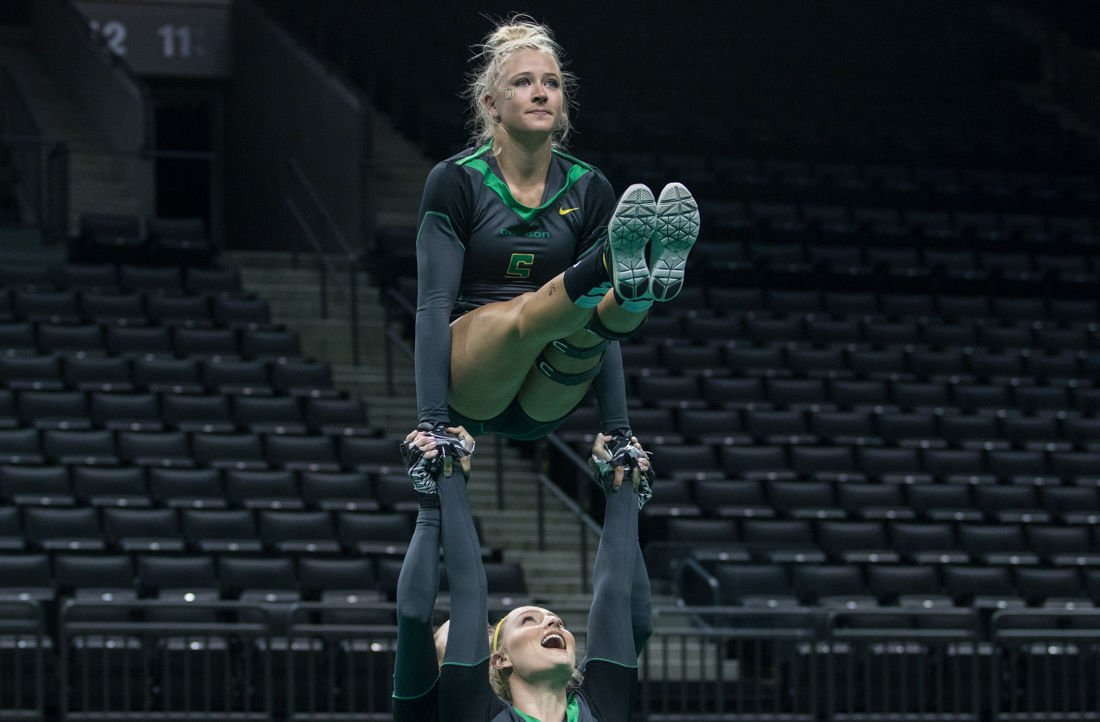 After falling in national title meet, Ducks look to next year's growth