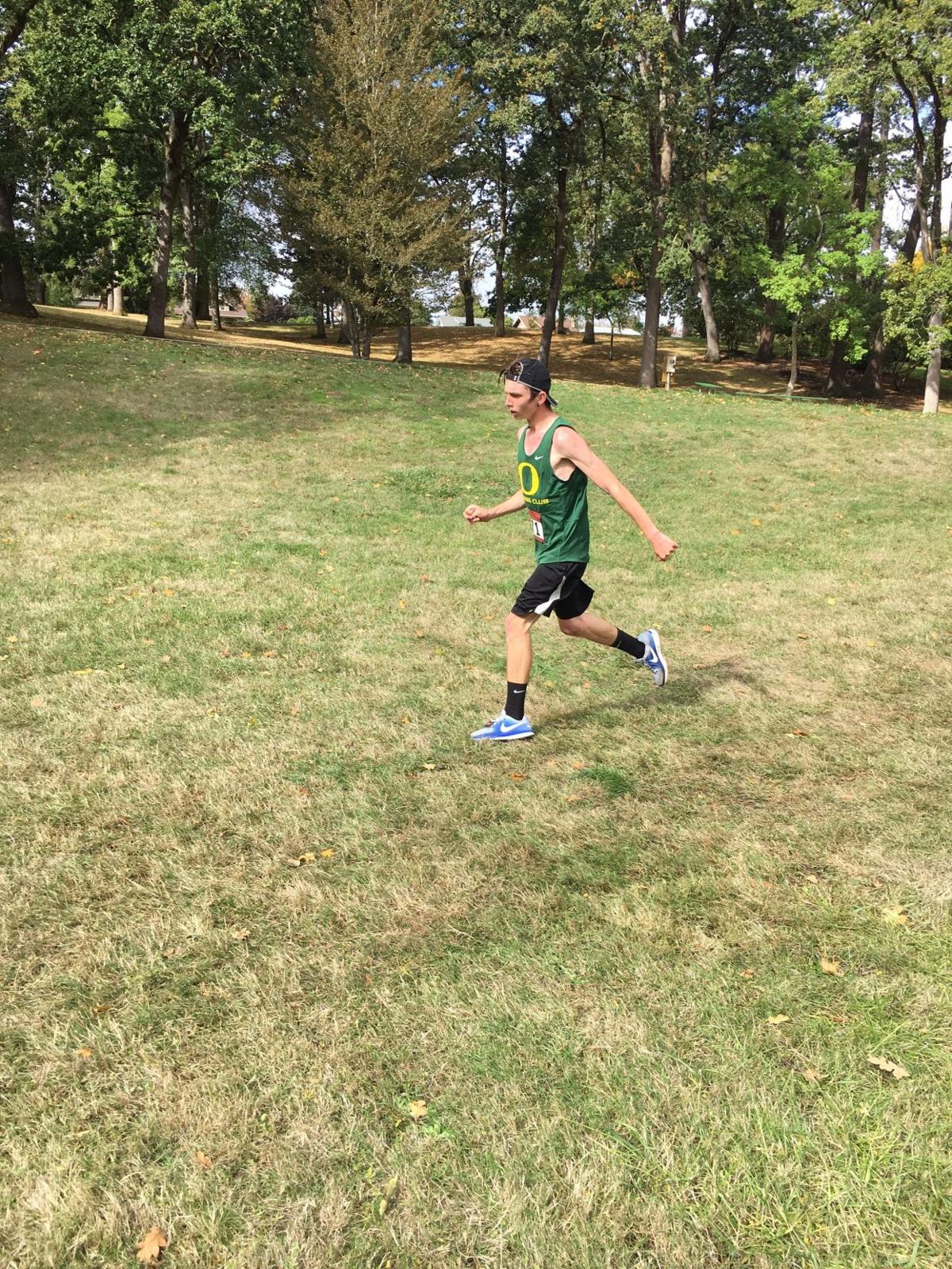 A lifelong race: Justin Gallegos doesn't let Cerebral Palsy keep him from running