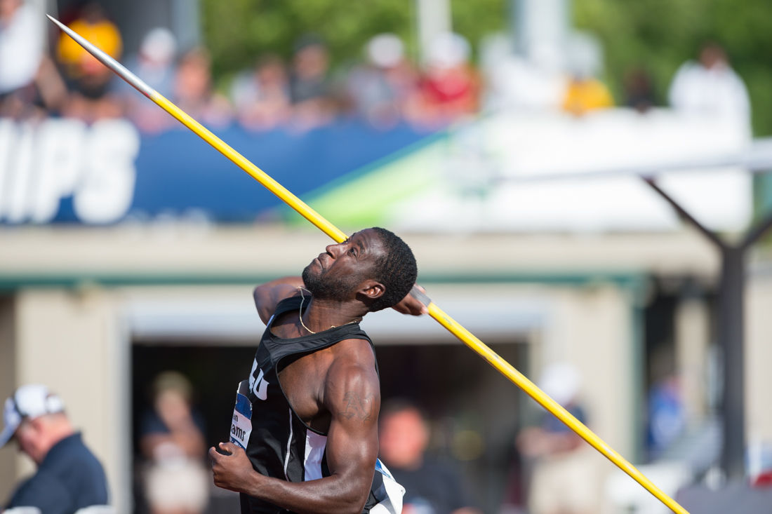 Photos: NCAA Championships Day 1