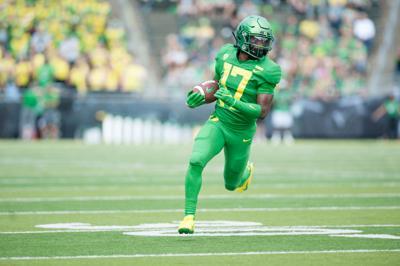 Rapid Reaction: Ducks up big on Portland State at halftime