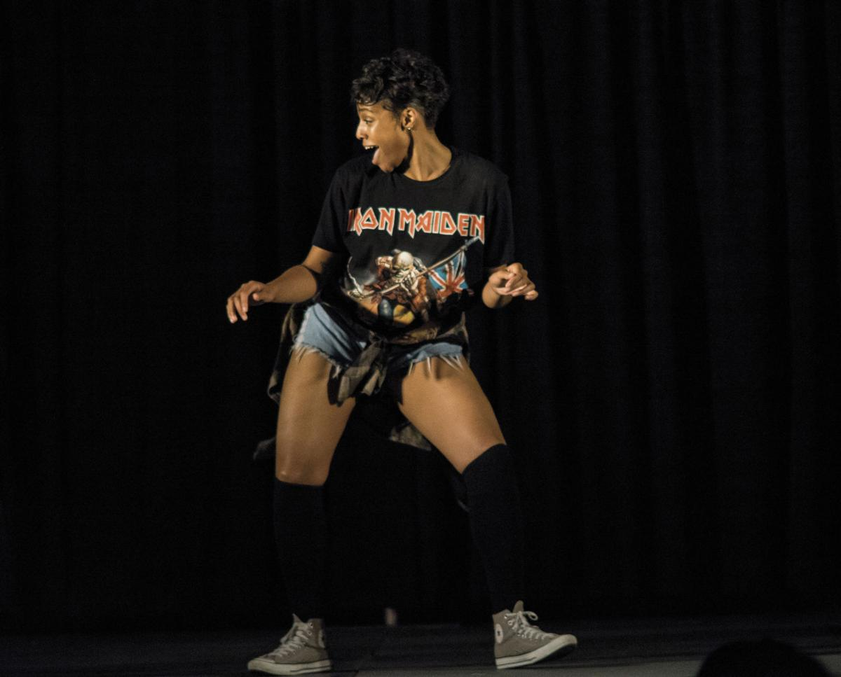 For the culture: Black Student Union hosts the 15th annual Divine Nine Step Show