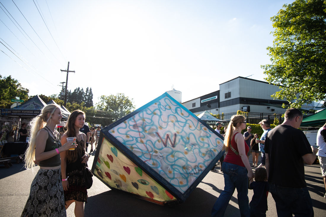 Photos: 12th Annual Whiteaker Block Party