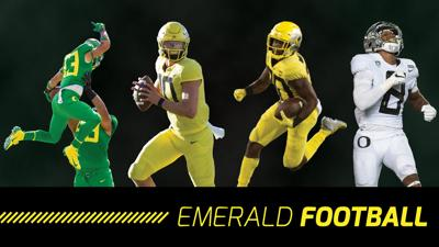 Emerald Football Podcast logo