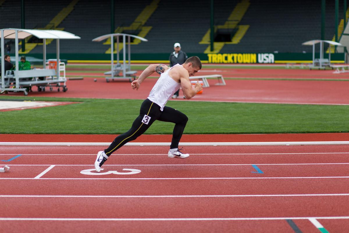 Photos: Day one of Oregon Relays, Men's Decathlon