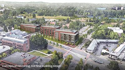 Knight Campus architecture team announced
