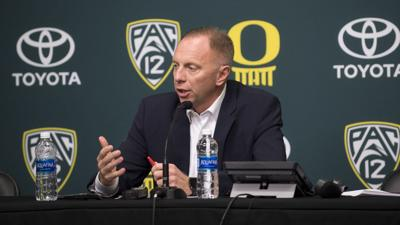 Rob Mullens addresses firing of Mark Helfrich and Oregon's ensuing coaching search
