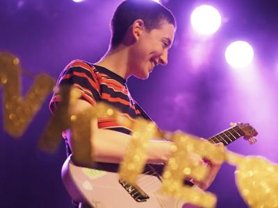 Photos: Frankie Cosmos, SOAR and IAN SWEET empower the audience at Wonder Ballroom