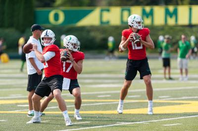 Oregon football offensive preview
