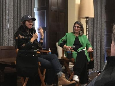 Filmmaker Chloé Zhao visits UO to teach directing and discuss her new film 'The Rider,' realist cinema, and more