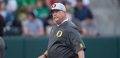 Oregon extends head baseball coach George Horton's contract through 2020 season