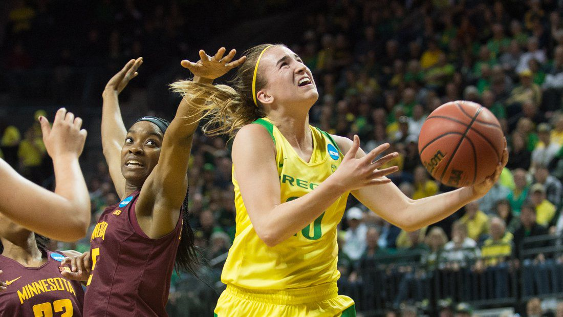 Photos: The Oregon Ducks blow out the  Minnesota Golden Gophers 101-73 to advance to the Sweet 16