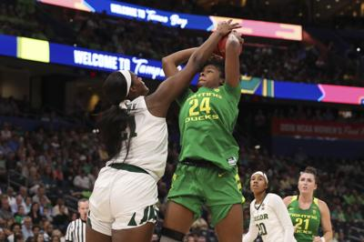 Hebard block by Baylor's Brown