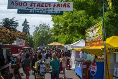 Fall ASUO Street Faire refreshes with beer garden and new vendors