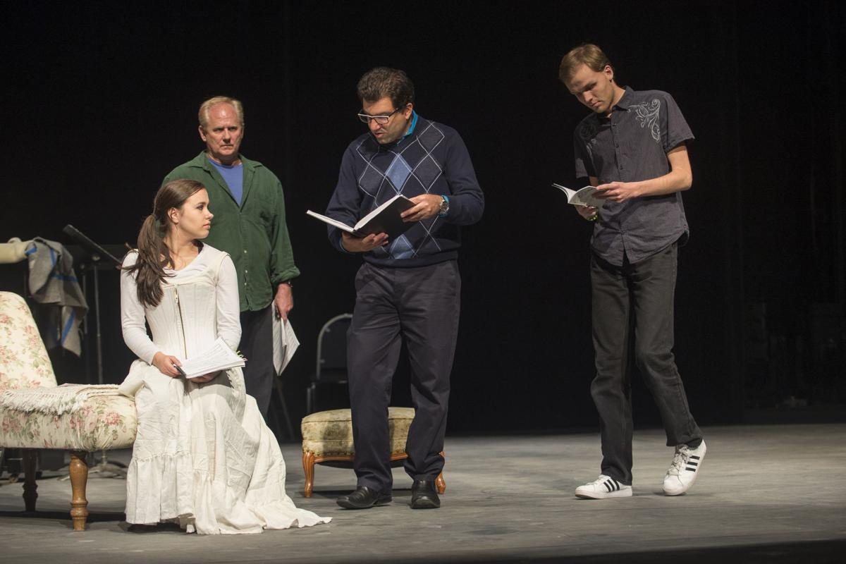 Setting the stage for Arab-American theater