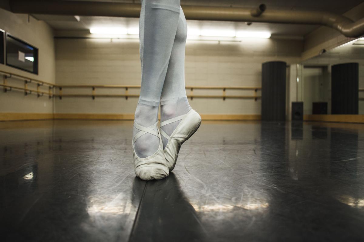 Practice, practice, practice: One man's path to ballet