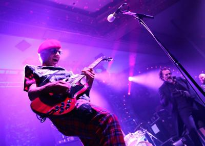 Review: The Damned bare it all in a stellar Portland performance