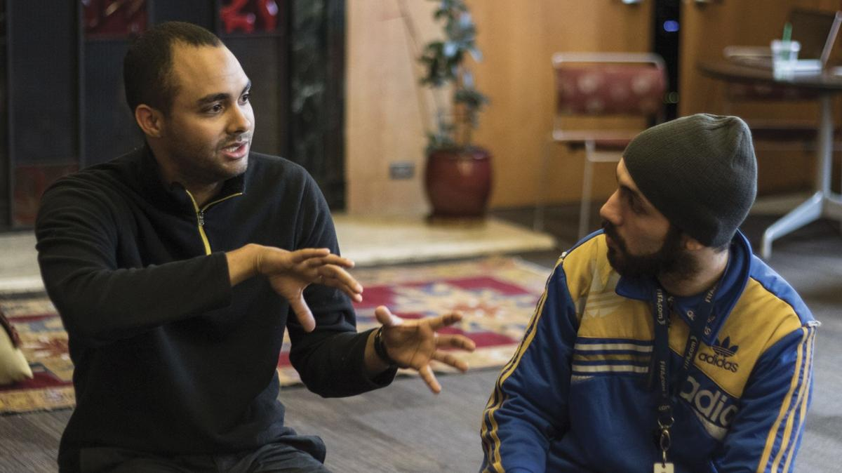 Building dialogue at Manzil Midrash: a meeting of the minds
