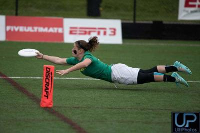 Oregon grad Jesse Shofner becomes first woman to play in pro ultimate frisbee league