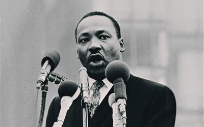 MLK Day on Monday is the beginning of a week of talks and events