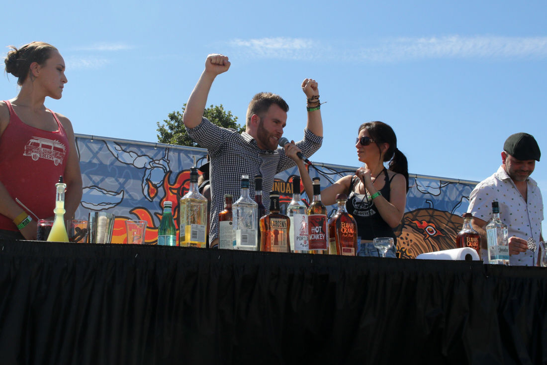 Photos: The Third Annual PDX Hot Sauce Expo takes place at the OMSI Bridge Lot