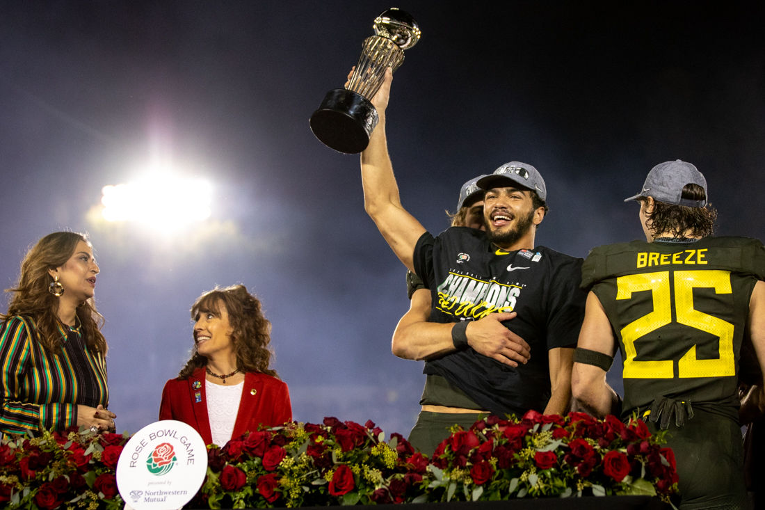 After turbulent times, Oregon has found stability and success to build on following a win in the Rose Bowl