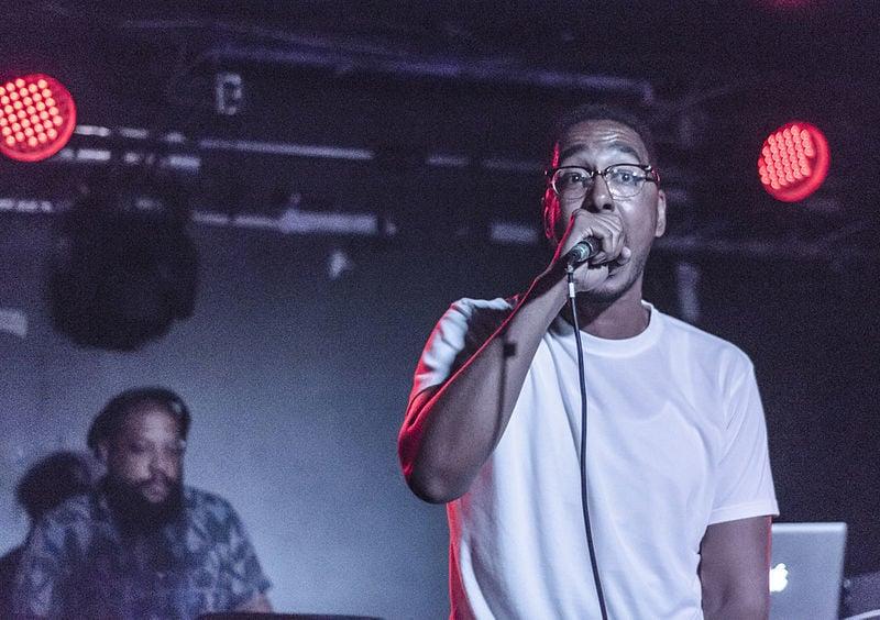 Oddisee talks uniting people through music on his new album 'The Iceberg'