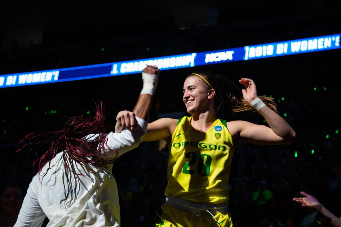 Photos: Oregon women's basketball blows away Portland State 78-40 in first round of NCAA Tournament