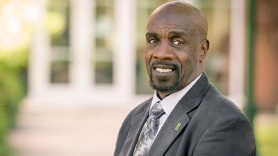 Vice President of Student Life Kevin Marbury talks about Black Cultural Center update
