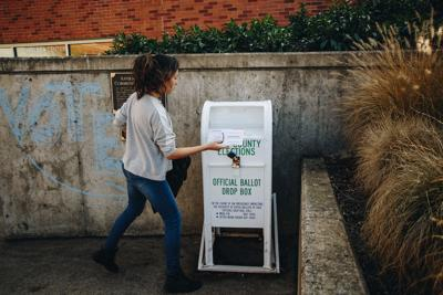UO students weigh in on the election and voting for the first time