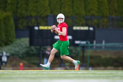 Oregon football implements new offense just in time for spring game
