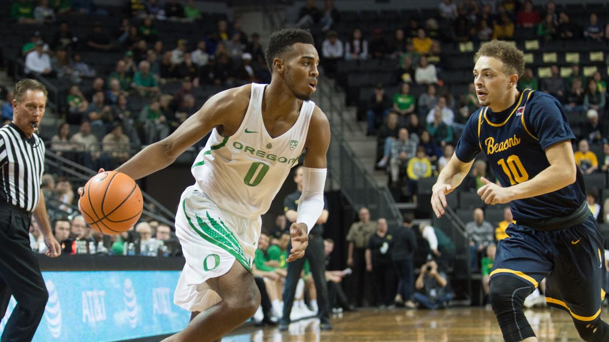 What can Brown do for you: How Troy Brown became Oregon's next big thing