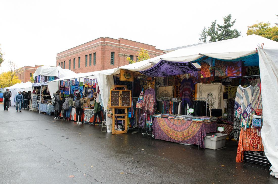 Photos: ASUO Street Faire