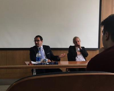 Foreign Policy Forum hosts debate on Iran sanctions