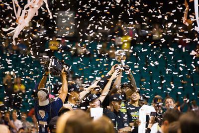 Photos: Oregon annihilates Utah 88-57 in Pac-12 tournament championship final