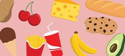 Hitting Food Cravings Where It Hurts