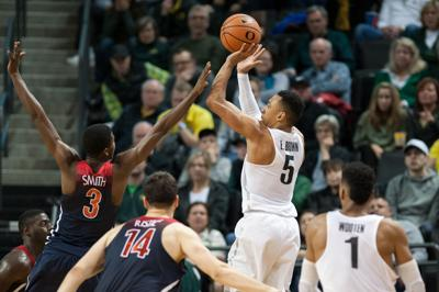 Oregon's strong second half pushed them past Arizona and towards a possible run in March