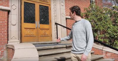 Greene: A campus guide to door etiquette