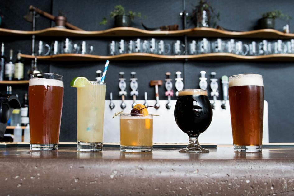 Viking Braggot offers a cool atmosphere and unique take on beer