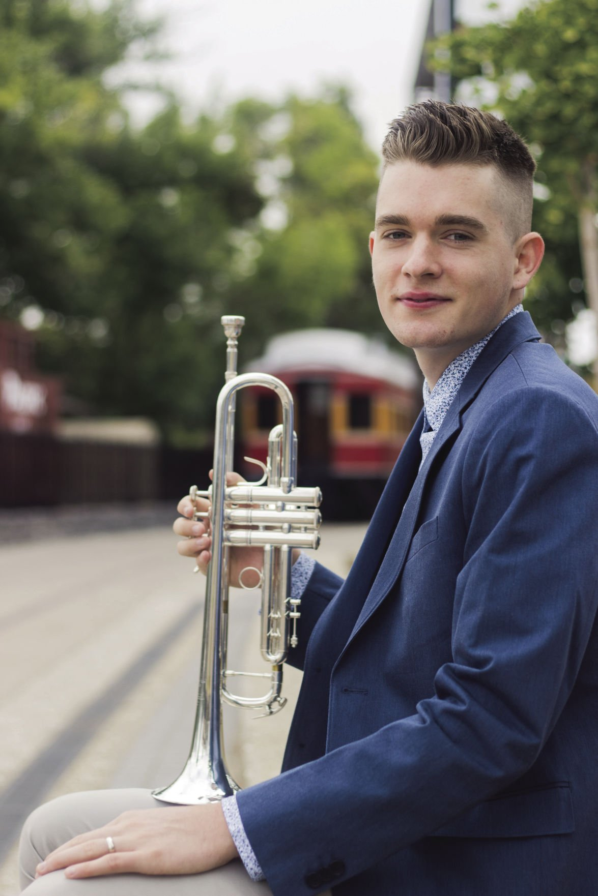 The Music Man: Tony Glausi – living for jazz