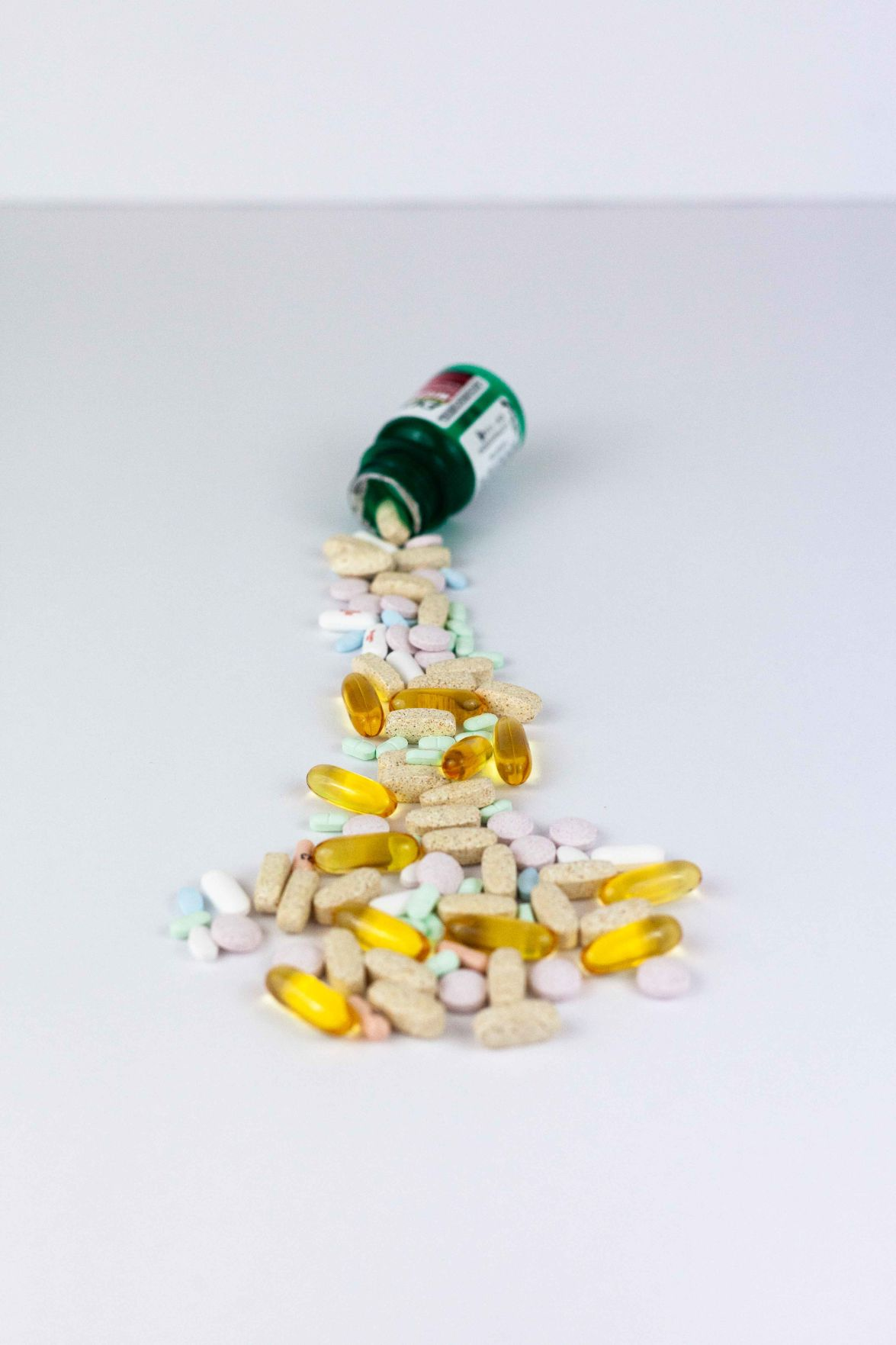 Vitamins: They love you, they love you not