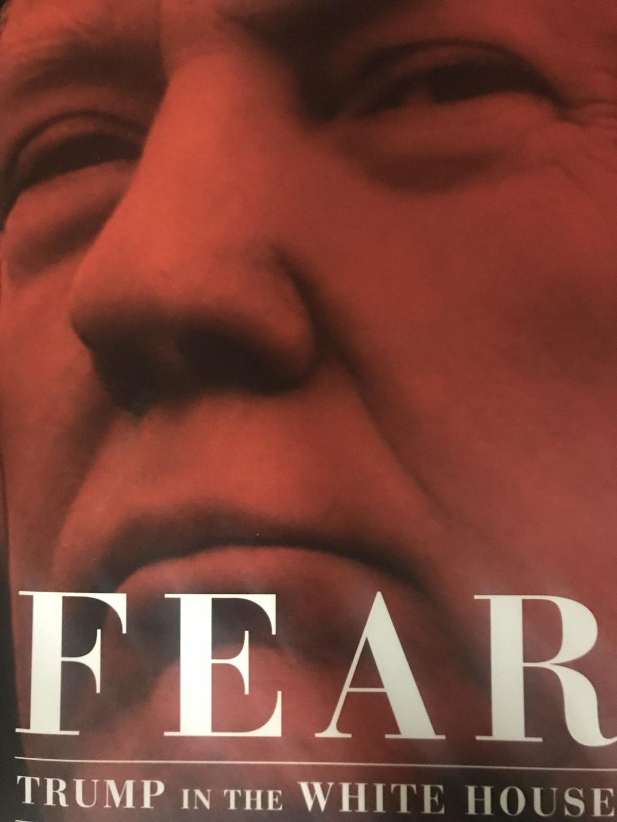 Review: 'Fear' gives readers an inside scoop into the White House