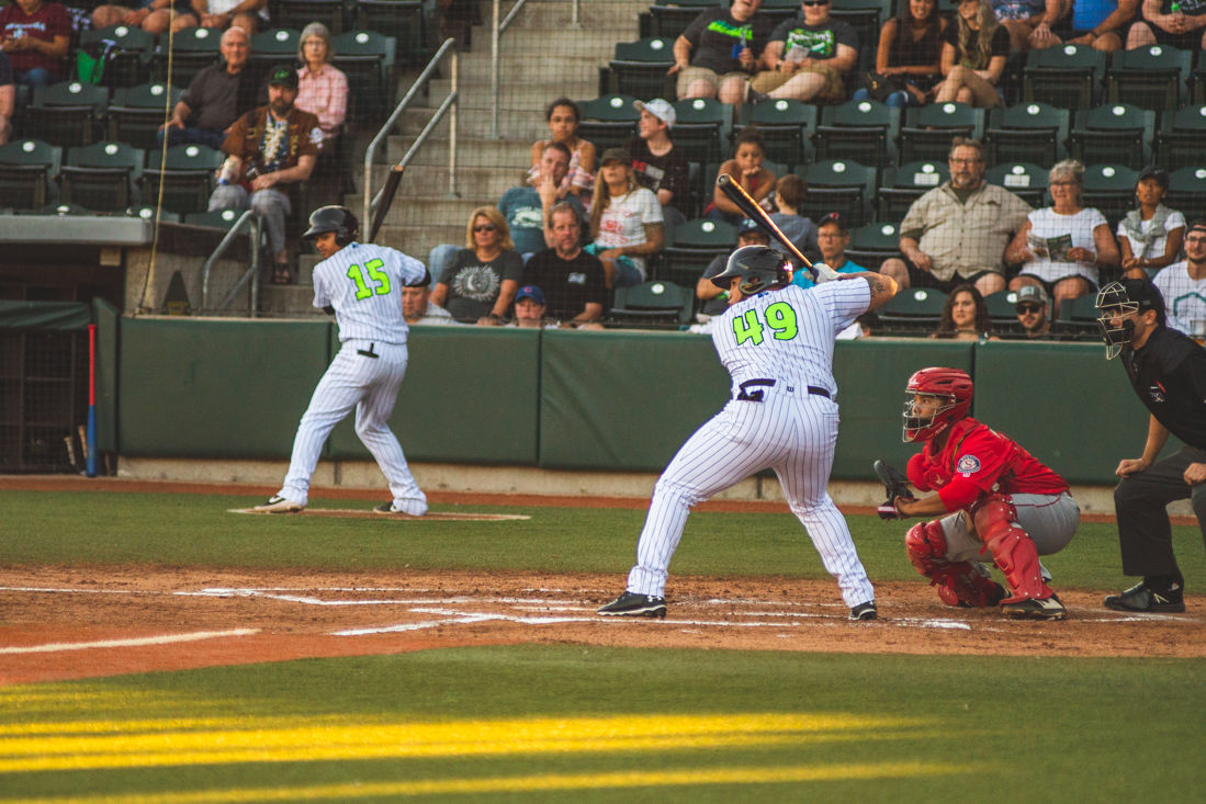 Sloppy Spokane defense and stellar pitching propel Emeralds to 15-1 onslaught