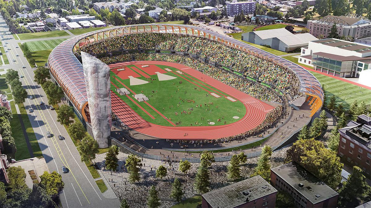 Hayward Field awarded 2020 U.S. Olympic Trials
