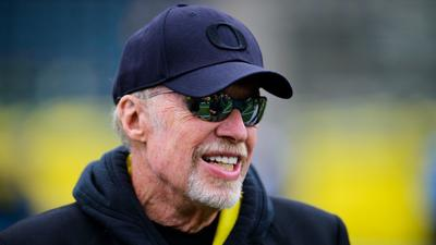 Phil and Penny Knight ranked top philanthropists in the nation