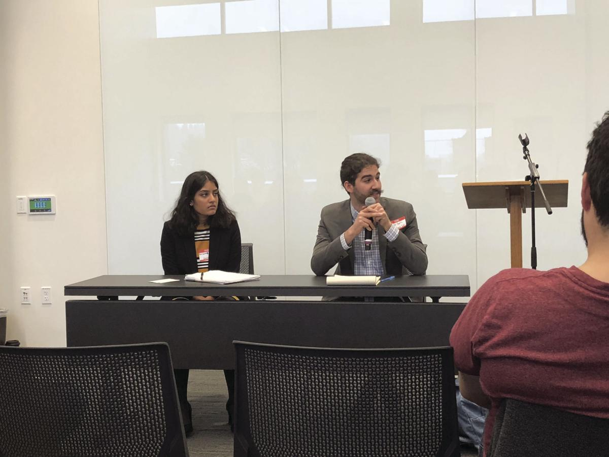Fernandez-Alvarado: Marginalized student groups should be concerned about inexperienced candidates