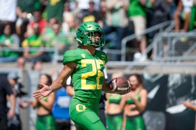 Players to watch when No. 20 Oregon plays San Jose State