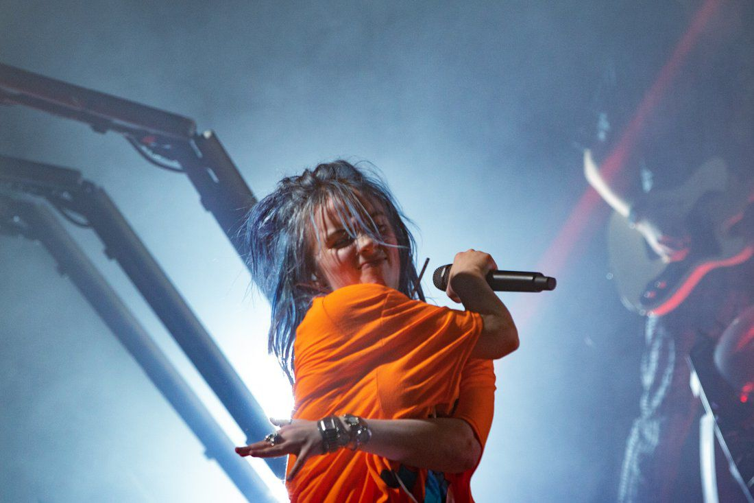 Photos: Billie Eilish takes '1 by 1' to the Roseland Theater