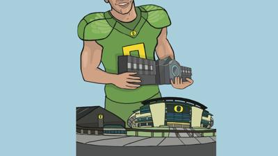 To critics, the Mariota Center is another reminder of UO's wrong priorities